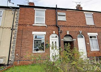Thumbnail 2 bedroom terraced house for sale in Derby Road, Chesterfield, Derbyshire