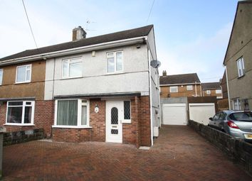 Thumbnail 3 bedroom semi-detached house for sale in Thornyville Villas, Plymstock, Plymouth