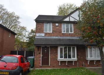 Thumbnail 3 bed property to rent in Brampton Drive, Edge Hill, Liverpool