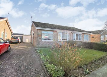Thumbnail 2 bed semi-detached bungalow for sale in Cherry Close, Driffield