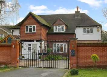 Thumbnail 5 bedroom detached house for sale in Almners Road, Lyne, Surrey