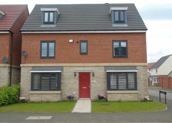 Thumbnail 5 bedroom detached house for sale in King Oswald Drive, Blaydon-On-Tyne