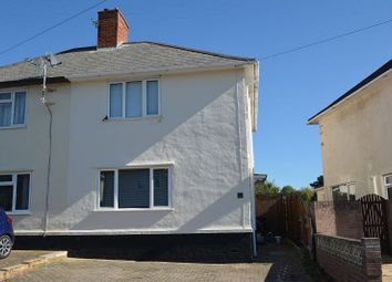 Thumbnail 3 bed semi-detached house for sale in Oatleys Crescent, Ledbury