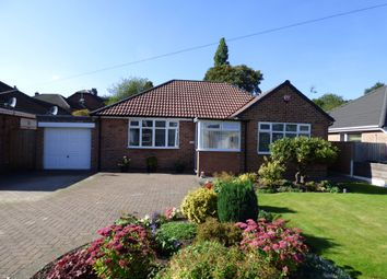 Thumbnail 3 bed bungalow for sale in Hazelwood Road, Hazel Grove, Stockport