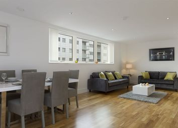 Thumbnail 3 bedroom flat for sale in Empire Reach, 4 Dowells Street, Greenwich, London