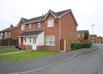 Thumbnail 3 bed semi-detached house for sale in Alconbury Close, Great Sankey, Warrington