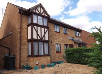 Thumbnail 1 bed terraced house for sale in Bunyan Road, Biggleswade, Bedfordshire