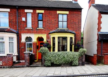 Thumbnail 3 bed semi-detached house for sale in Honey Hill Road, Bedford
