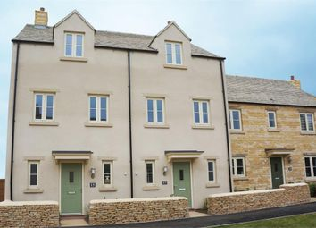 "Thumbnail 3 bed mews house for sale in ""Oaksey"" at Quercus Road, Tetbury"