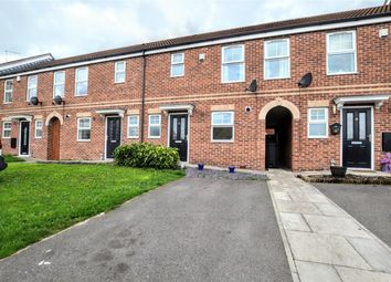 Thumbnail 3 bed town house for sale in Bracken Court, Barnsley