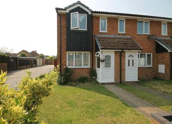 Thumbnail 1 bed end terrace house for sale in Pippins Court, Ashford, Surrey