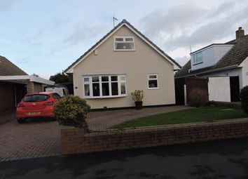 Thumbnail 4 bed detached bungalow for sale in Ullswater Avenue, Fleetwood, Lancashire