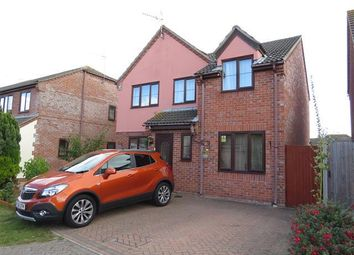 Thumbnail 4 bedroom detached house to rent in Martin Close, Carlton Colville, Lowestoft