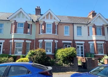 Thumbnail 3 bed terraced house for sale in 22 Phillip Road, Cheriton, Folkestone, Kent