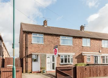 Thumbnail 3 bed end terrace house for sale in Chesterton Road, South Shields