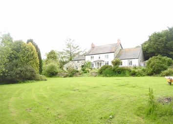 Thumbnail 5 bed detached house for sale in Brynberian, Crymych