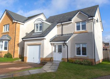 Thumbnail 3 bed detached house for sale in Newtonmore Drive, Kirkcaldy