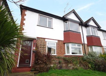 Thumbnail 2 bed flat for sale in Cardrew Close, North Finchley