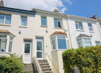 Thumbnail 3 bed property to rent in Crantock Terrace, Plymouth
