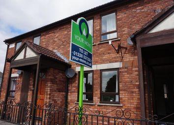 Thumbnail 2 bed flat to rent in High Garth Court, Carlisle