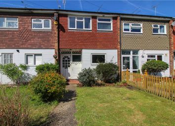 Thumbnail 3 bed terraced house for sale in Southwark Close, Yateley, Hampshire