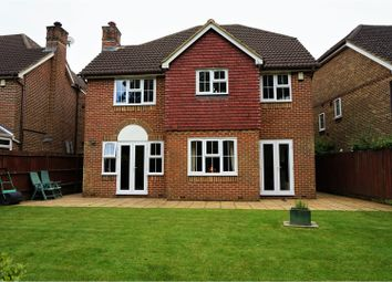 Thumbnail 4 bed detached house for sale in Abigail Crescent, Walderslade