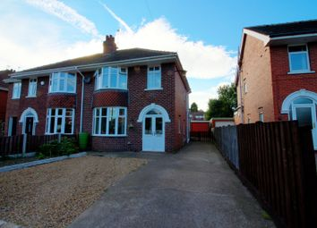 Thumbnail 3 bed semi-detached house for sale in Rockingham Road, Swinton, Mexborough