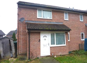 Thumbnail 1 bed terraced house for sale in Westerham Walk, Calne
