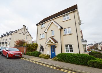 Thumbnail 4 bed detached house for sale in Fan Avenue, Colchester