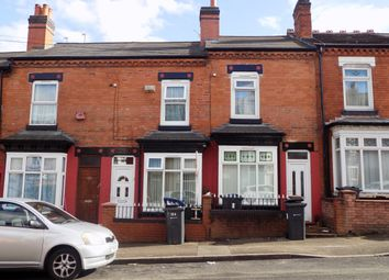 Thumbnail 3 bed terraced house for sale in Avondale Road, Sparkhill, Birmingham