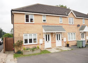 Thumbnail 3 bed town house for sale in Dale Crescent, Fernwood, Newark