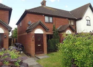 Thumbnail 2 bed property to rent in Tabbs Close, Letchworth Garden City