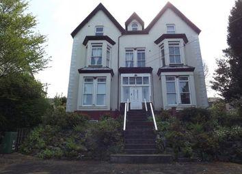 Thumbnail 1 bed flat for sale in St. Davids Road, Caernarfon, Gwynedd