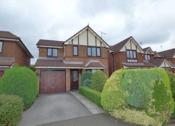 Thumbnail 3 bed detached house for sale in Fresnel Close, Hyde, Tameside, Greater Manchester