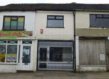 Thumbnail Restaurant/cafe for sale in Hope Street, Stoke-On-Trent, Staffordshire