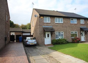 Thumbnail 3 bed semi-detached house to rent in Duncombe Close, Bramhall, Stockport