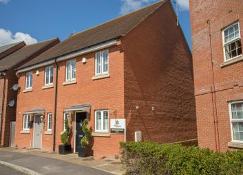 Thumbnail 2 bed semi-detached house for sale in Clivedon Way, Aylesbury