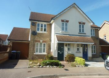 Thumbnail 3 bedroom semi-detached house to rent in Rushton Grove, Church Langley, Harlow