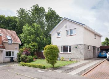 Thumbnail 4 bed detached house for sale in Currievale Park, Currie, Edinburgh