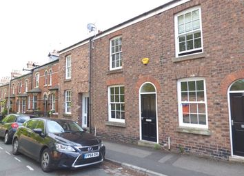 Thumbnail 2 bed terraced house to rent in Riseley Street, Macclesfield