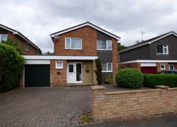 Thumbnail 4 bed detached house for sale in The Findings, Farnborough