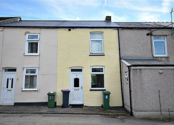 Thumbnail 2 bed terraced house for sale in Railway Terrace, Sebastopol, Pontypool