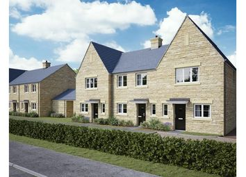 Thumbnail 2 bedroom end terrace house for sale in Oakwood Gate, Bampton, Oxfordshire