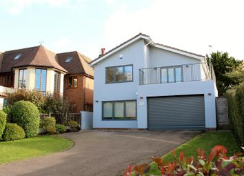 Thumbnail 4 bed detached house for sale in Brookmans Avenue, Brookmans Park, Hatfield