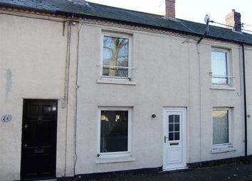 Thumbnail 2 bed terraced house for sale in Church Terrace, Outwell, Wisbech