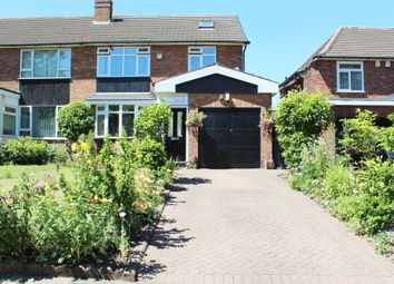 Thumbnail 4 bedroom semi-detached house for sale in Whitecrest, Great Barr, Birmingham