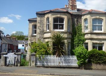 Thumbnail 3 bed semi-detached house for sale in Beckford Road, Cowes