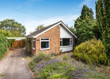 Thumbnail 3 bedroom detached bungalow for sale in Toynbee Close, Botley, Oxford