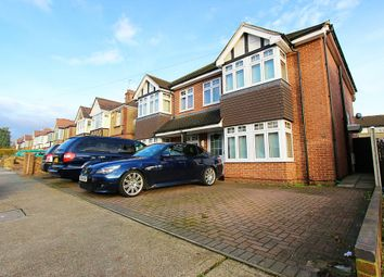 Thumbnail 3 bed semi-detached house for sale in Parkfield Avenue, Hillingdon