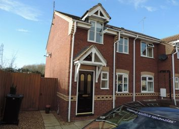 Thumbnail 3 bed semi-detached house to rent in Southfields, Bourne, Lincolnshire